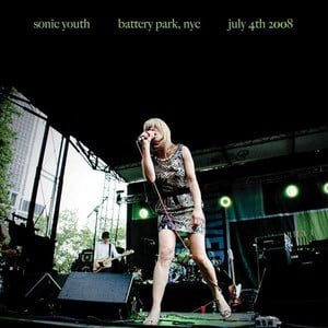 'Battery Park, NYC: July 4th 2008' by Sonic Youth