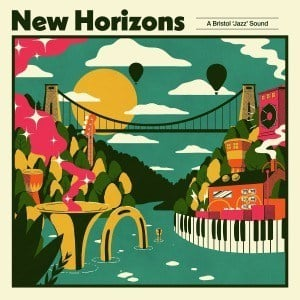 'New Horizons: A Bristol Jazz Sound' by Various