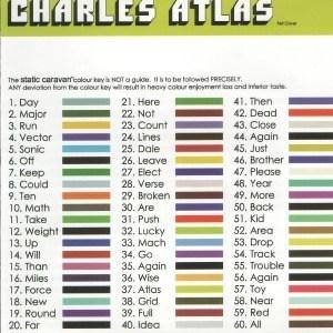 'Felt Cover' by Charles Atlas