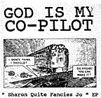 Sharon Quite Fancies Jo EP by God is My Co Pilot