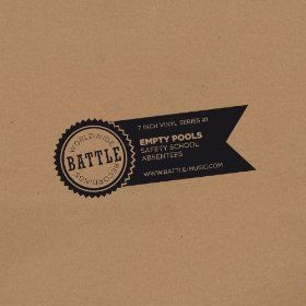 Battle 7 Inch Series 1 by Empty Pools