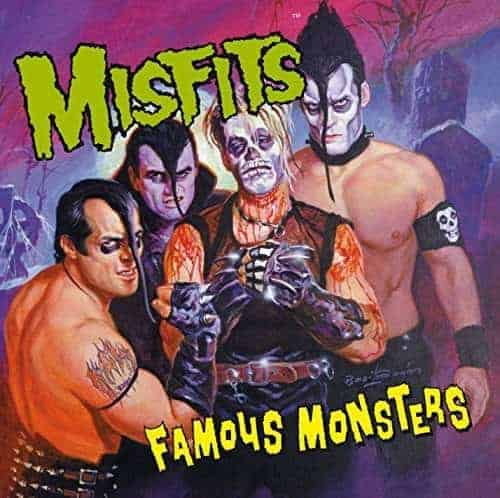 'Famous Monsters' by Misfits