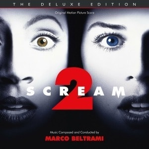'Scream / Scream 2 (Music From The Dimension Motion Pictures)' by Marco Beltrami