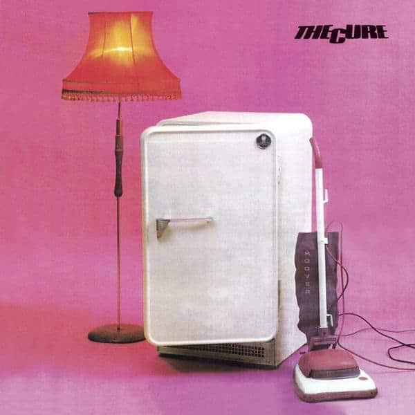 'Three Imaginary Boys' by The Cure