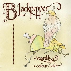 Vqarekk by Blackpepper