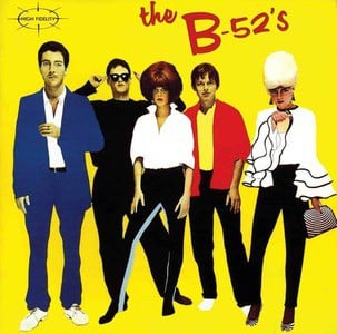 'The B-52's' by The B-52's