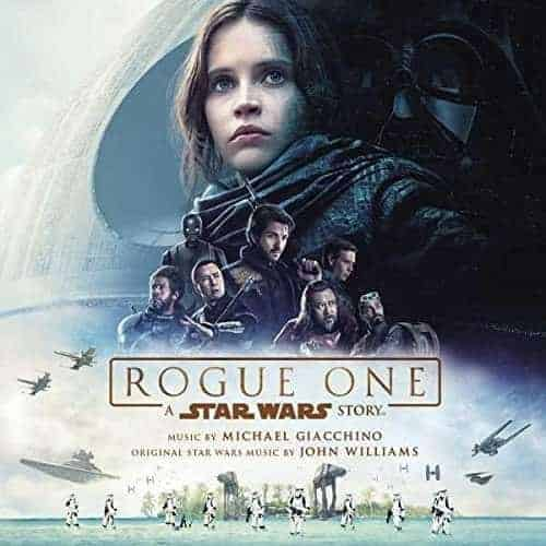 'Rogue One: A Star Wars Story (Original Motion Picture Soundtrack)' by Michael Giacchino