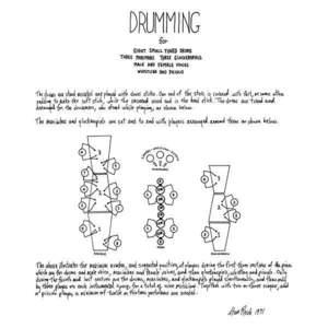 'Drumming' by Steve Reich