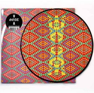 'World Music (Picture Disc)' by Goat