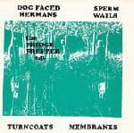 The Fridge Freezer e.p. by V/A (Turncoats/Dog Faced Hermans/Sperm Wails/Membranes)