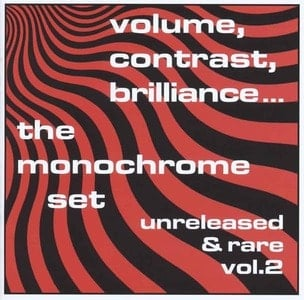 'Volume, Contrast, Brilliance... Vol.2' by The Monochrome Set