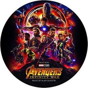 'Avengers: Infinity War' by Alan Silvestri
