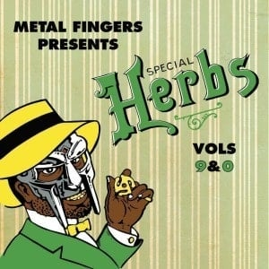 'Special Herbs Volumes 9 + 0' by MF DOOM