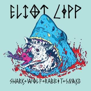 'Shark Wolf Rabbit' by Eliot Lipp
