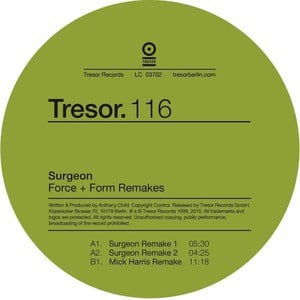 'Force + Form Remakes' by Surgeon