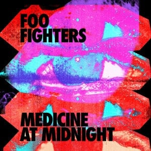 'Medicine at Night' by Foo Fighters