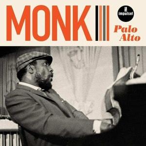 'Palo Alto' by Thelonious Monk