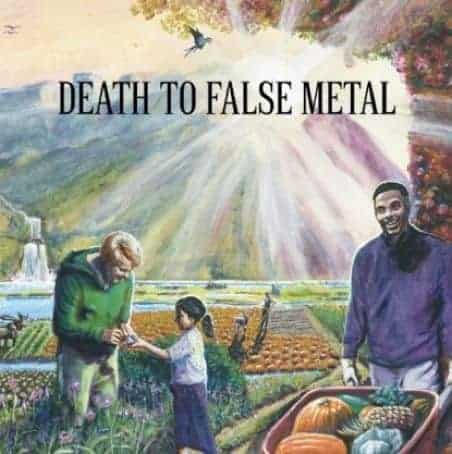 'Death To False Metal' by Weezer