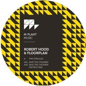 'The Struggle / Save The Children' by Robert Hood / Floorplan