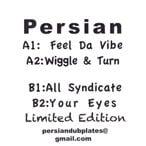 Feel Da Vibe EP by Persian