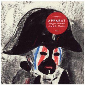 'Krieg Und Frieden (Music For Theatre)' by Apparat
