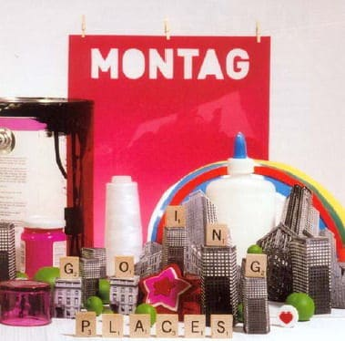 'Going Places' by Montag