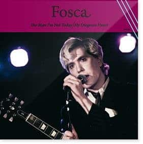 The Man I'm Not Today/ My Diogenes Heart by Fosca