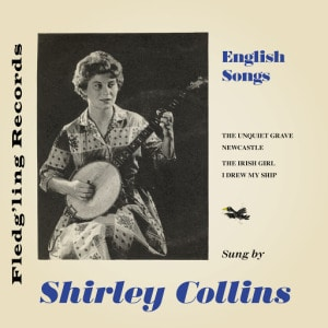 English Songs by Shirley Collins