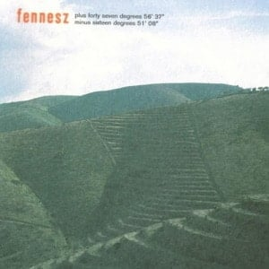 'Plus Forty Seven Degrees 56' 37 Minus Sixteen Degrees 51'08' by Fennesz