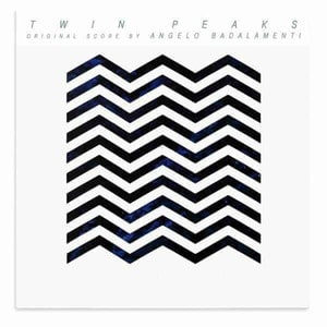 'Twin Peaks (Laura Palmer Ice Blue Edition)' by Angelo Badalamenti