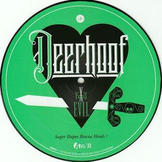 'Super Duper Rescue Heads' by Deerhoof