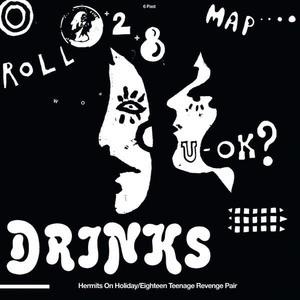 'Hermits On Holiday / Eighteen Teenage Revenge Fair' by DRINKS