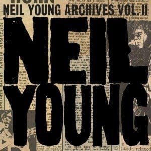'Archives Vol. II' by Neil Young