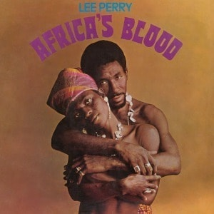 'Africa's Blood' by Lee Perry