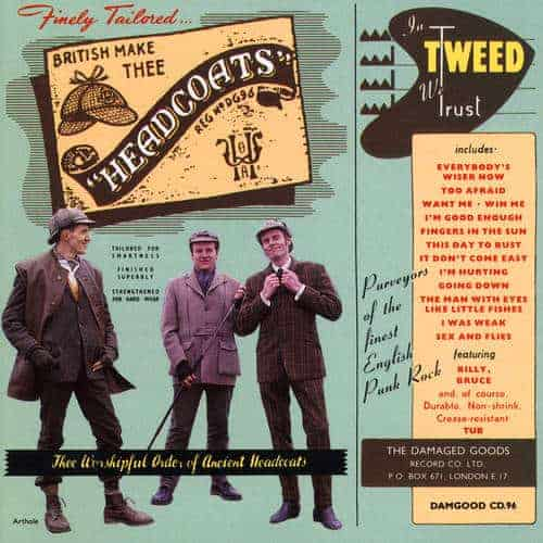 'In Tweed We Trust' by Thee Headcoats