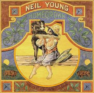 'Homegrown' by Neil Young