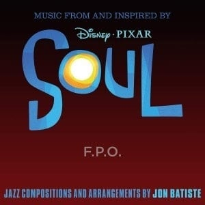 'Music From And Inspired By Soul' by Jon Batiste