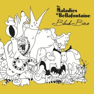'Black Biro / Longsocks' by The Maladies of Bellafontaine