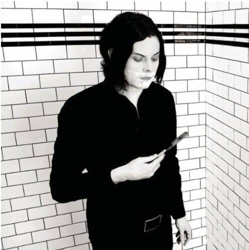 'Love Interruption / Machine Gun Silhouette' by Jack White
