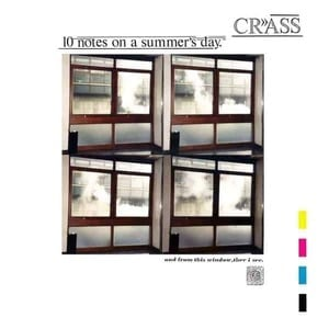 'Ten Notes On A Summers Day' by Crass