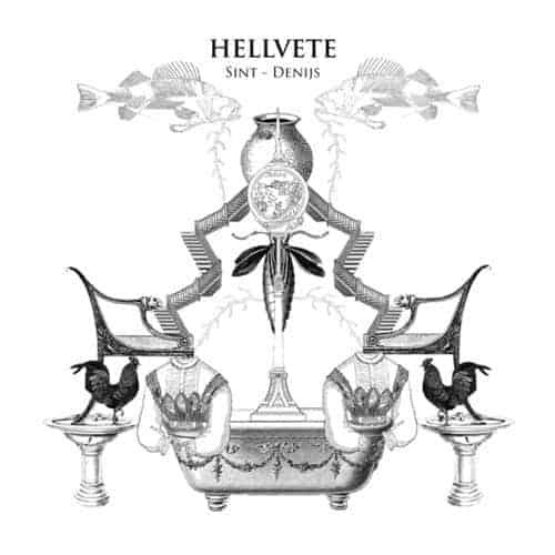 'Sint - Denijs' by Hellvete