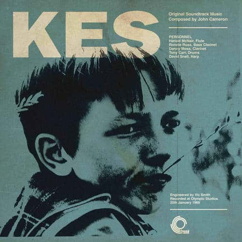 'Kes (Original Soundtrack Music)' by John Cameron