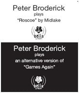 Roscoe/ Games Again (alt version) by Peter Broderick