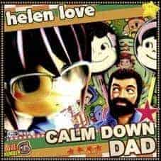 Calm Down Dad by Helen Love