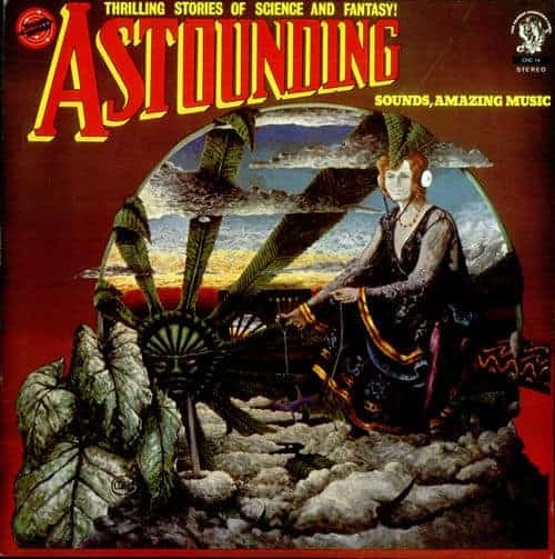 'Astounding Sounds, Amazing Music' by Hawkwind