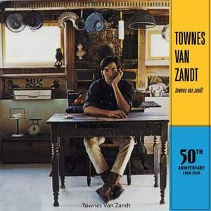 'Townes Van Zandt (50th Anniversary Edition)' by Townes Van Zandt