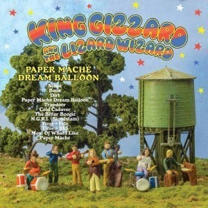 'Paper Mâché Dream Balloon' by King Gizzard & The Lizard Wizard