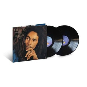 'Legend (35th Anniversary Edition)' by Bob Marley & The Wailers
