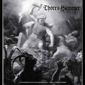 'Live by Command of Tom G. Warrior' by Thorr's Hammer