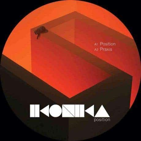 'Position EP' by Ikonika